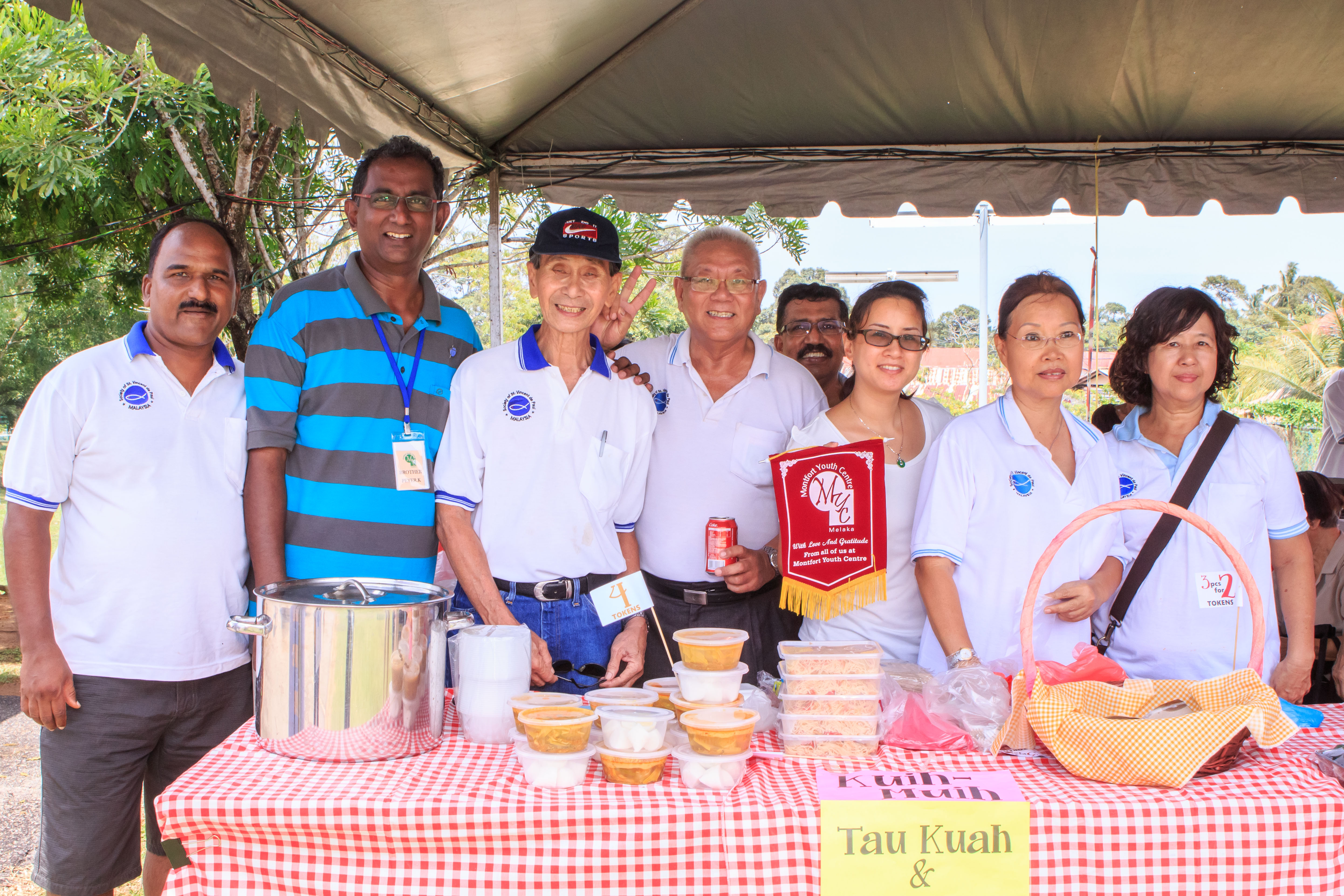 MYC 13TH  OPEN HOUSE CHARITY CARNIVAL 2015