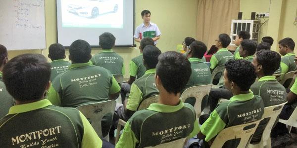 MYC-department-skills training department-motor mechanics(b)-1