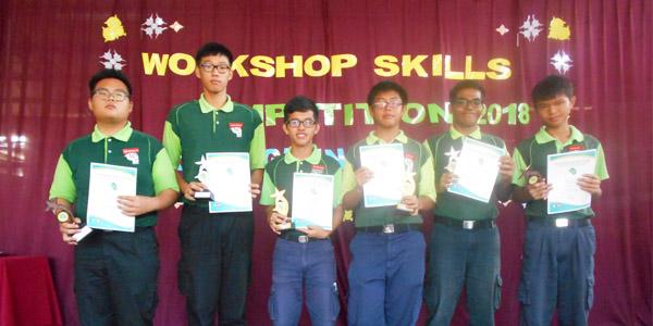 MYC-department_skills training department_CMD-workshop skill competition1