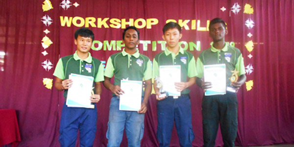 MYC-department_skills training department_MMD-workshop skill competition1