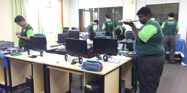 MYC-department_skills training department_computer maintenance department1